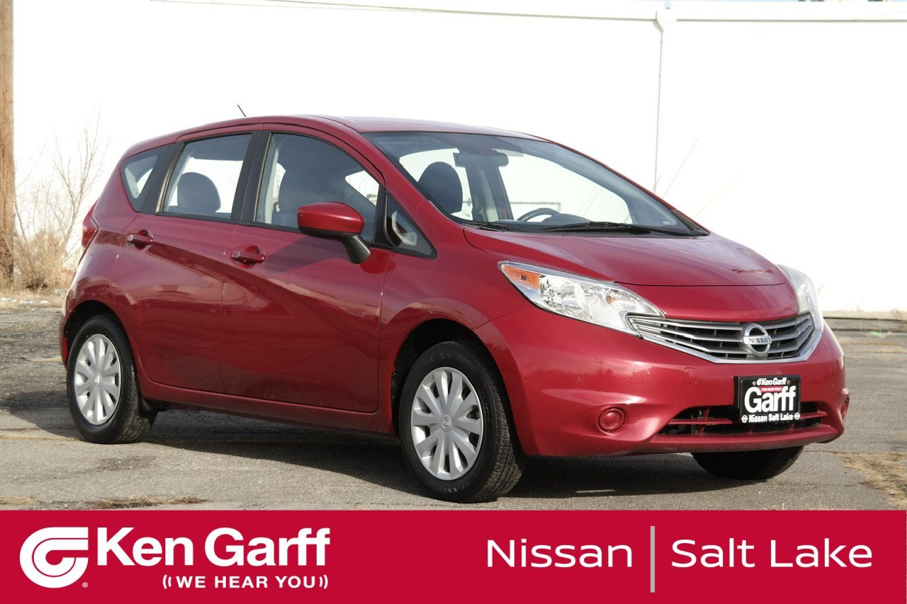 Pre-Owned 2015 Nissan Versa Note 5DR HB CVT 1.6 SV