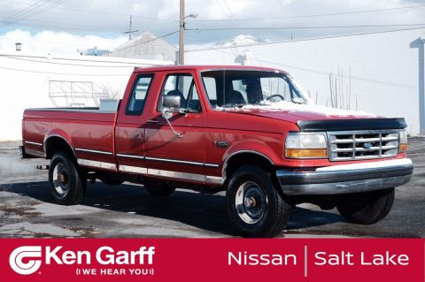 Pre-Owned 1994 Ford F-250 HD SUPERCAB