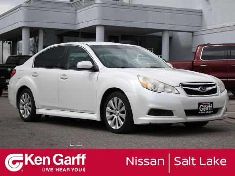 Pre-Owned 2011 Subaru Legacy 2.5i Ltd
