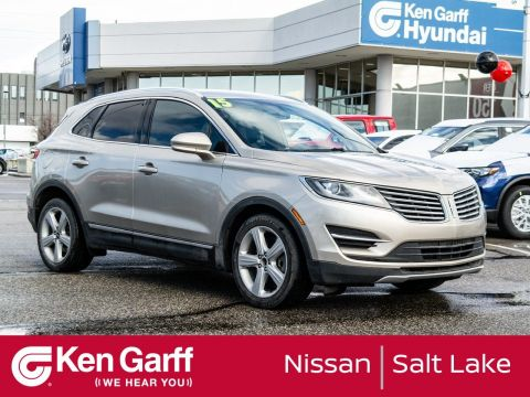 Pre-Owned 2015 Lincoln MKC 4DR FWD